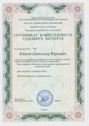 Сертификат_Исследование обстоятельств дорожно-транспортного происшествия_2018-2021
