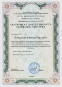 Сертификат_Исследование показателей фин.состояния и фин.эконом. деятельности хоз.субъекта_2018-2021
