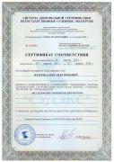 """Сертификат """"Исследование реквизитов документов"""" 2013 - 2016 гг."""